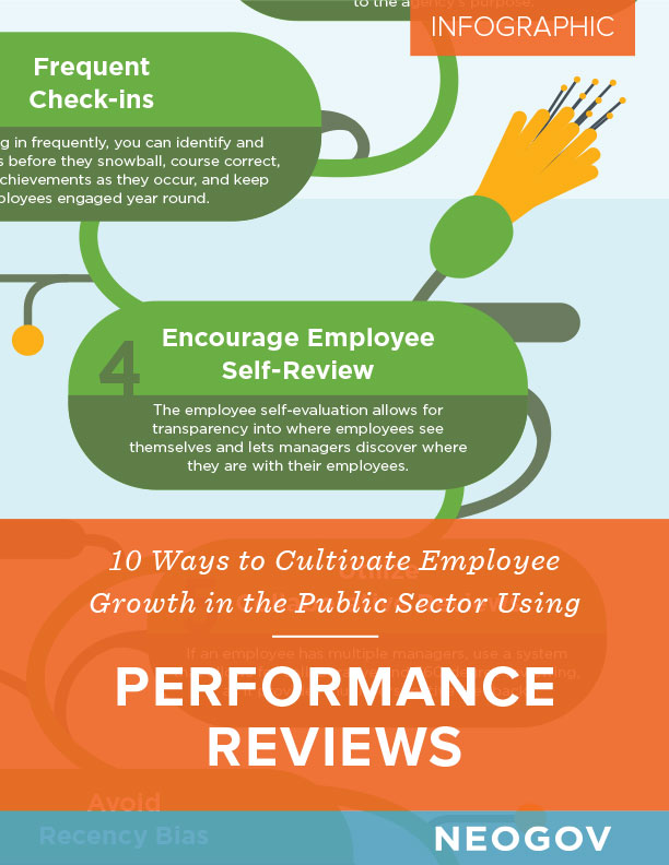 10 Ways to Cultivate Employee Growth in the Public Sector Using Performance Reviews
