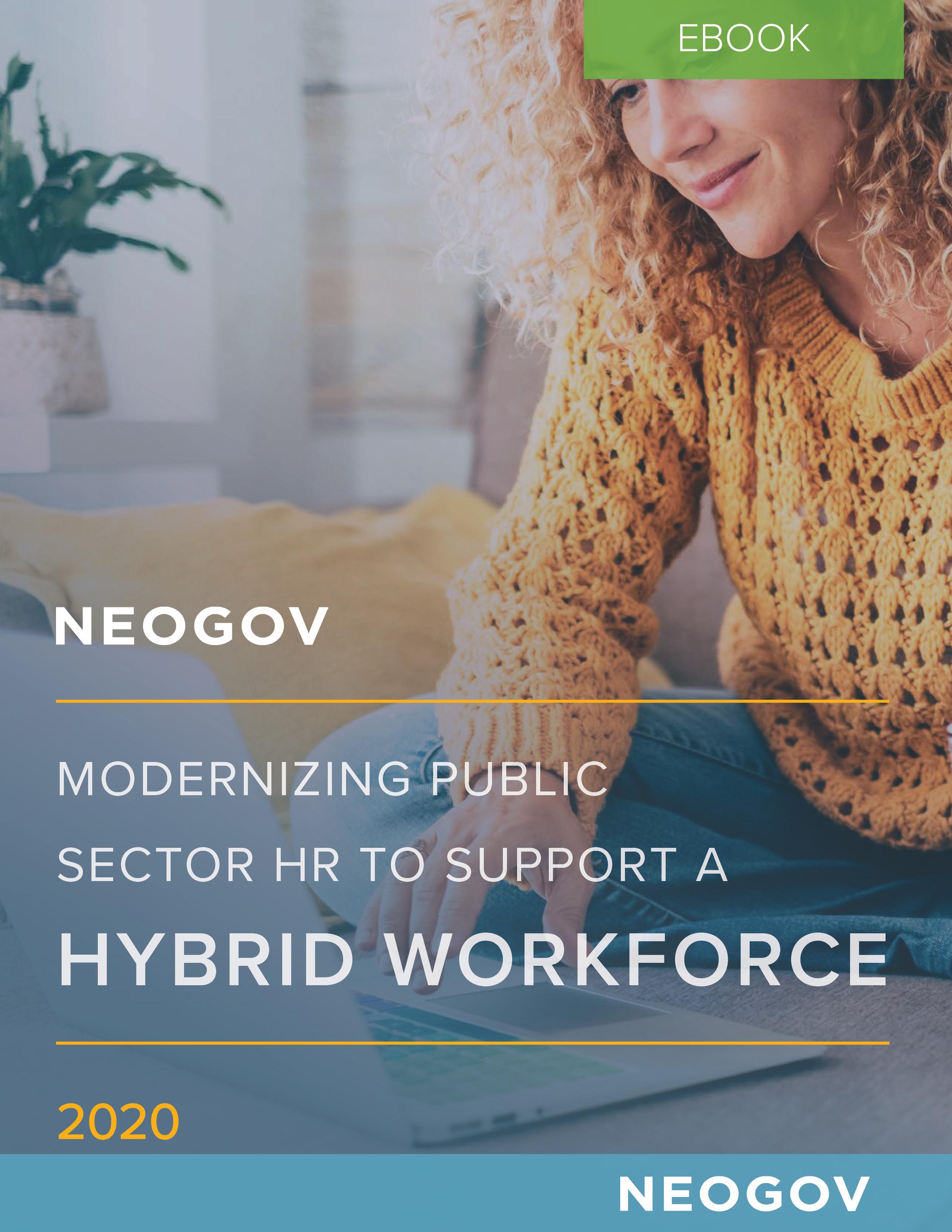 Modernizing Public Sector HR