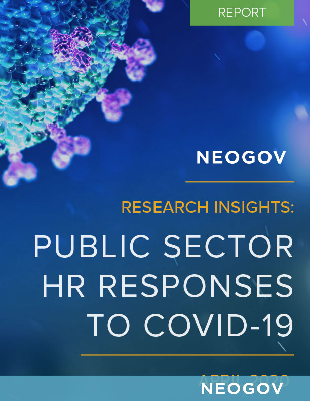Public Sector HR Responses to COVID-19