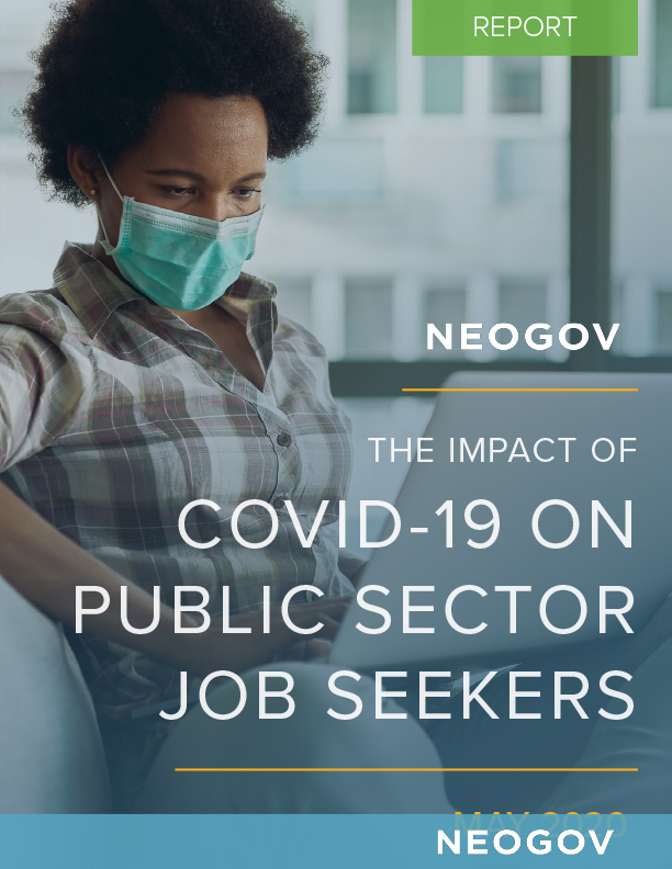 The Impact of COVID-19 on Public Sector Job Seekers