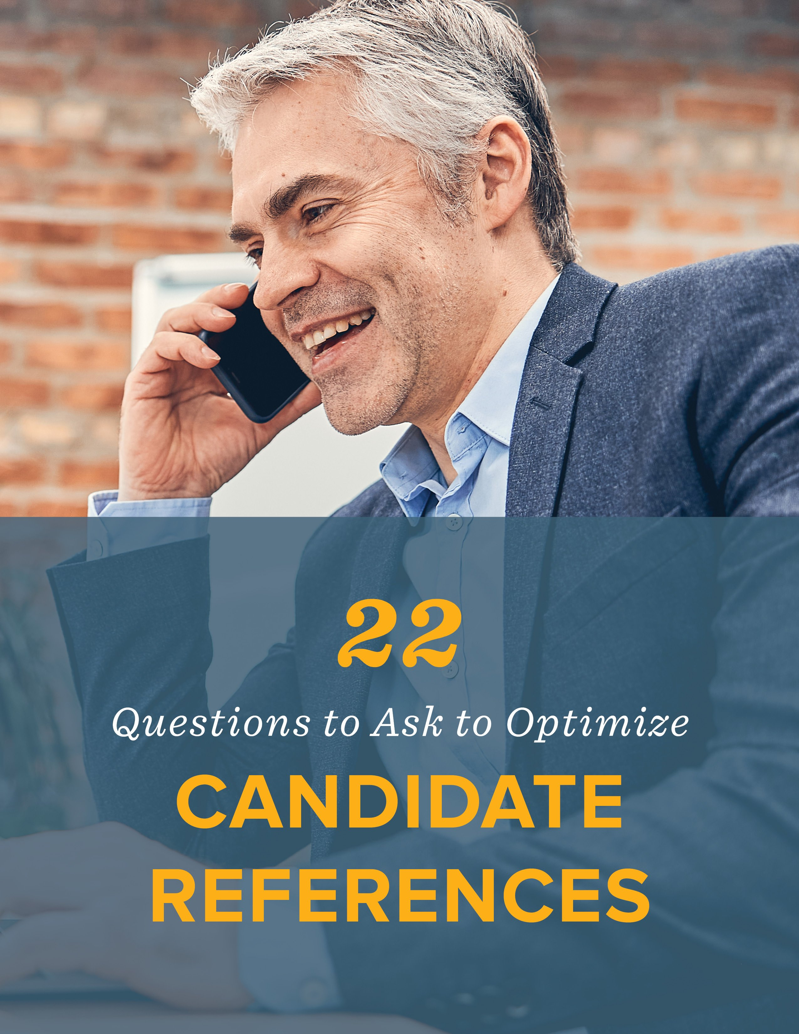 22 Questions to Ask to Optimize Candidate References