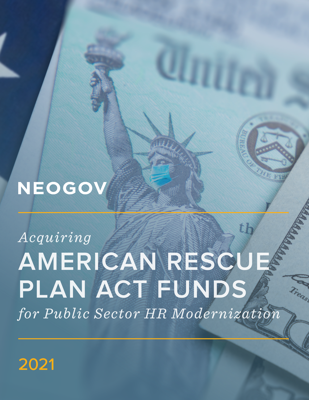 Acquiring American Rescue Plan Funds for Public Sector HR Modernization