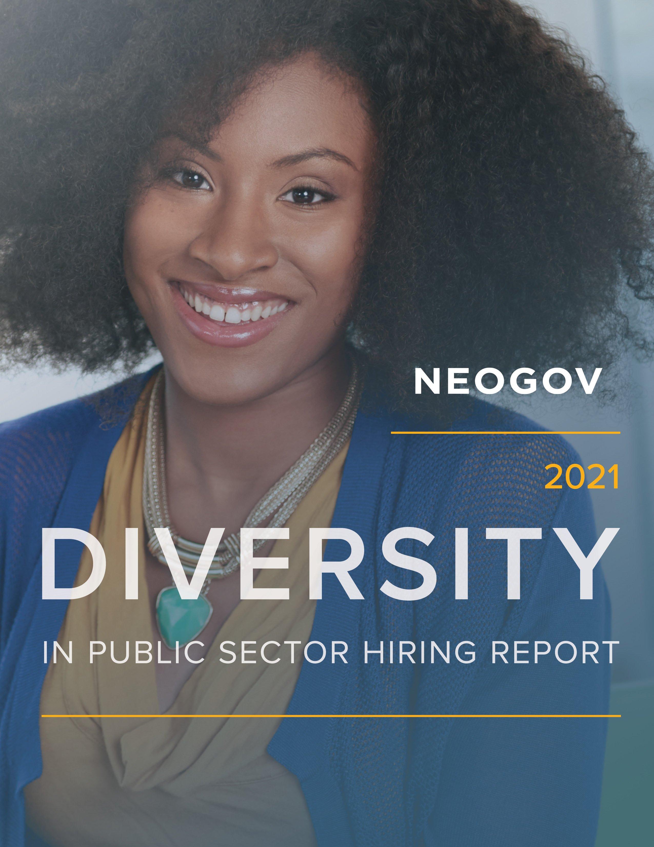 NEOGOV 2021 Diversity Report