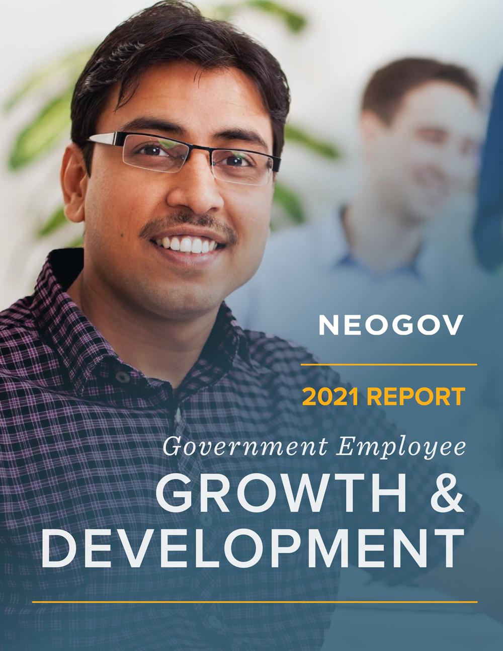 2021 Report: Government Employee Growth & Development