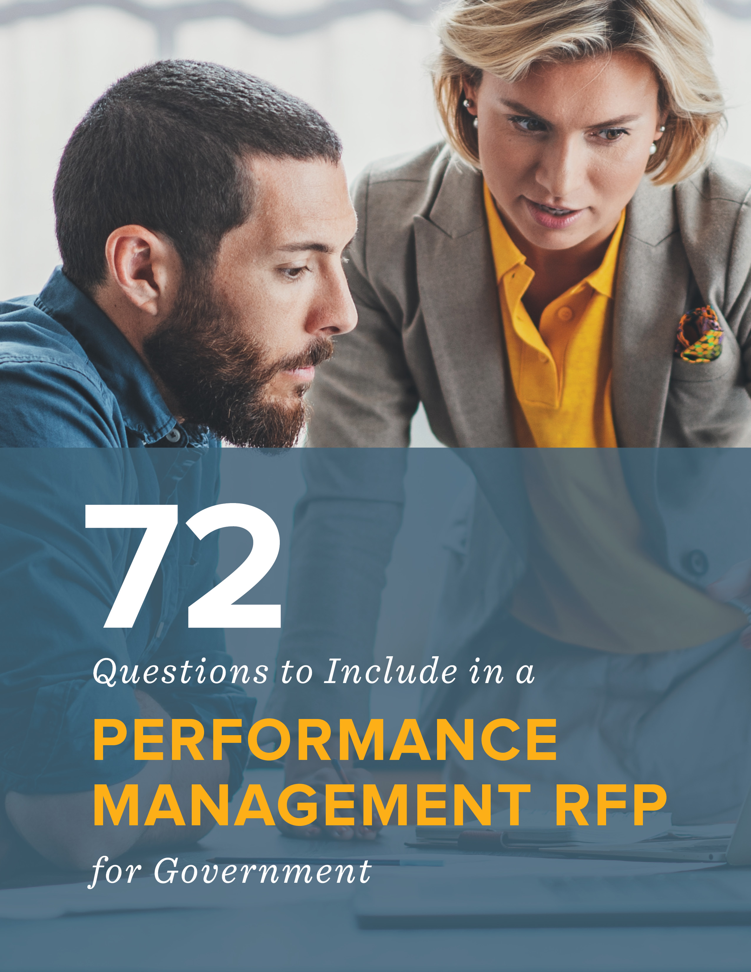 NEOGOV 72 Questions to Include in a Performance Management RFP
