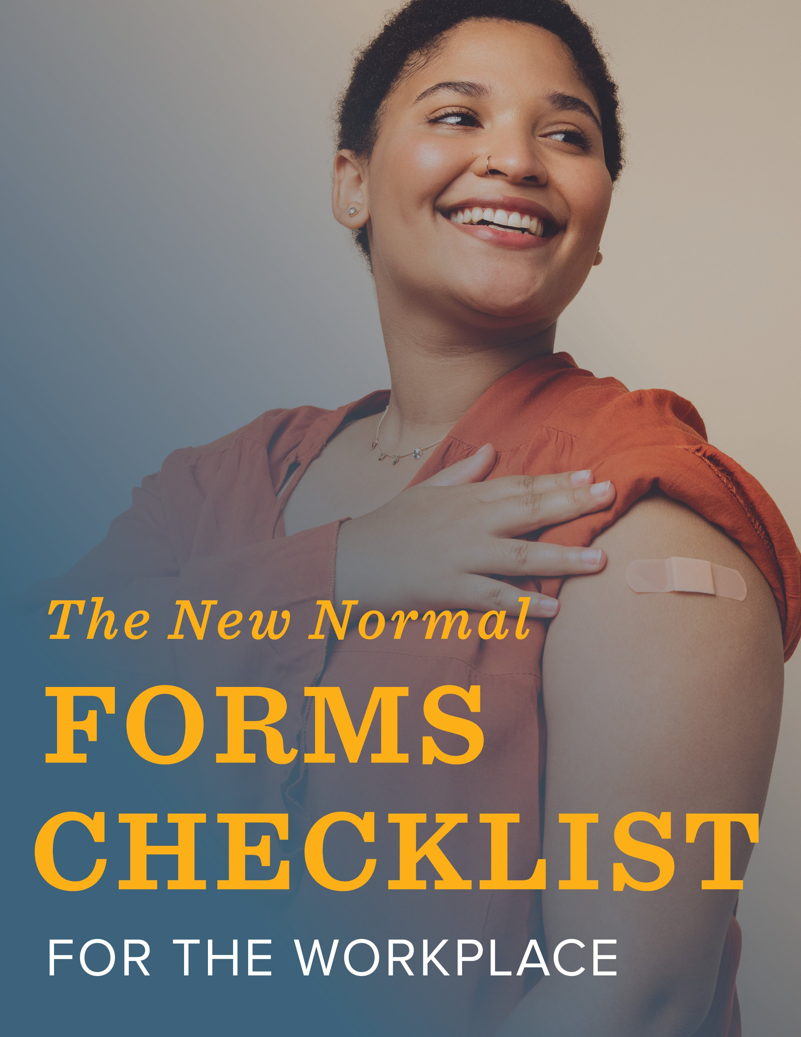 The New Normal Forms Checklist for the Workplace