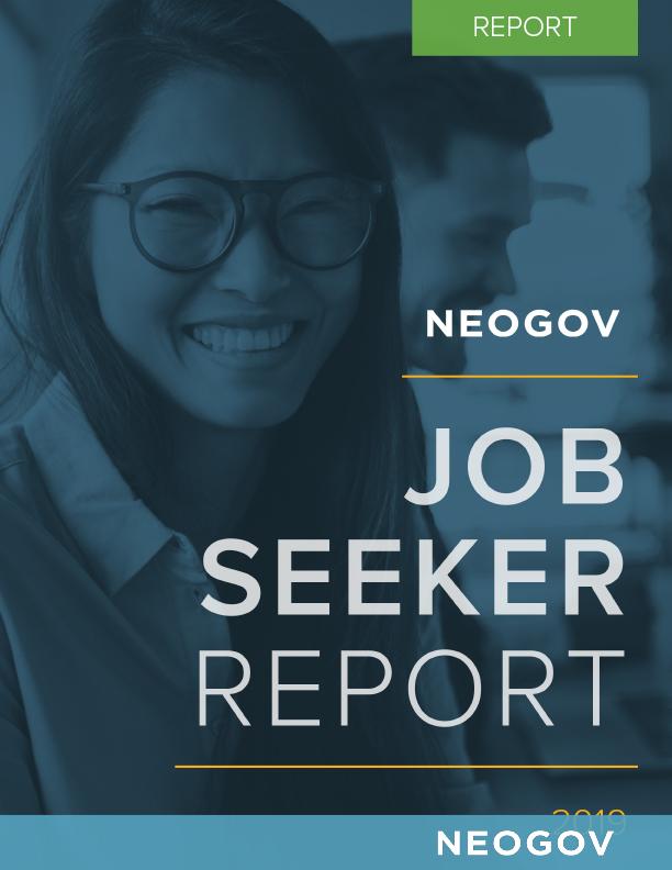Job Seeker Report 2019